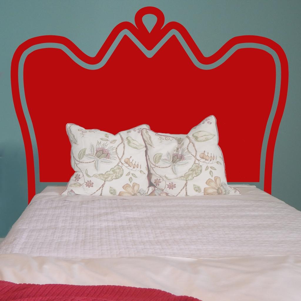 cabecero vintage decora rapido,facil y sin ocupar espacio tu dormitorio