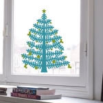 Arbol Navidad Sticker