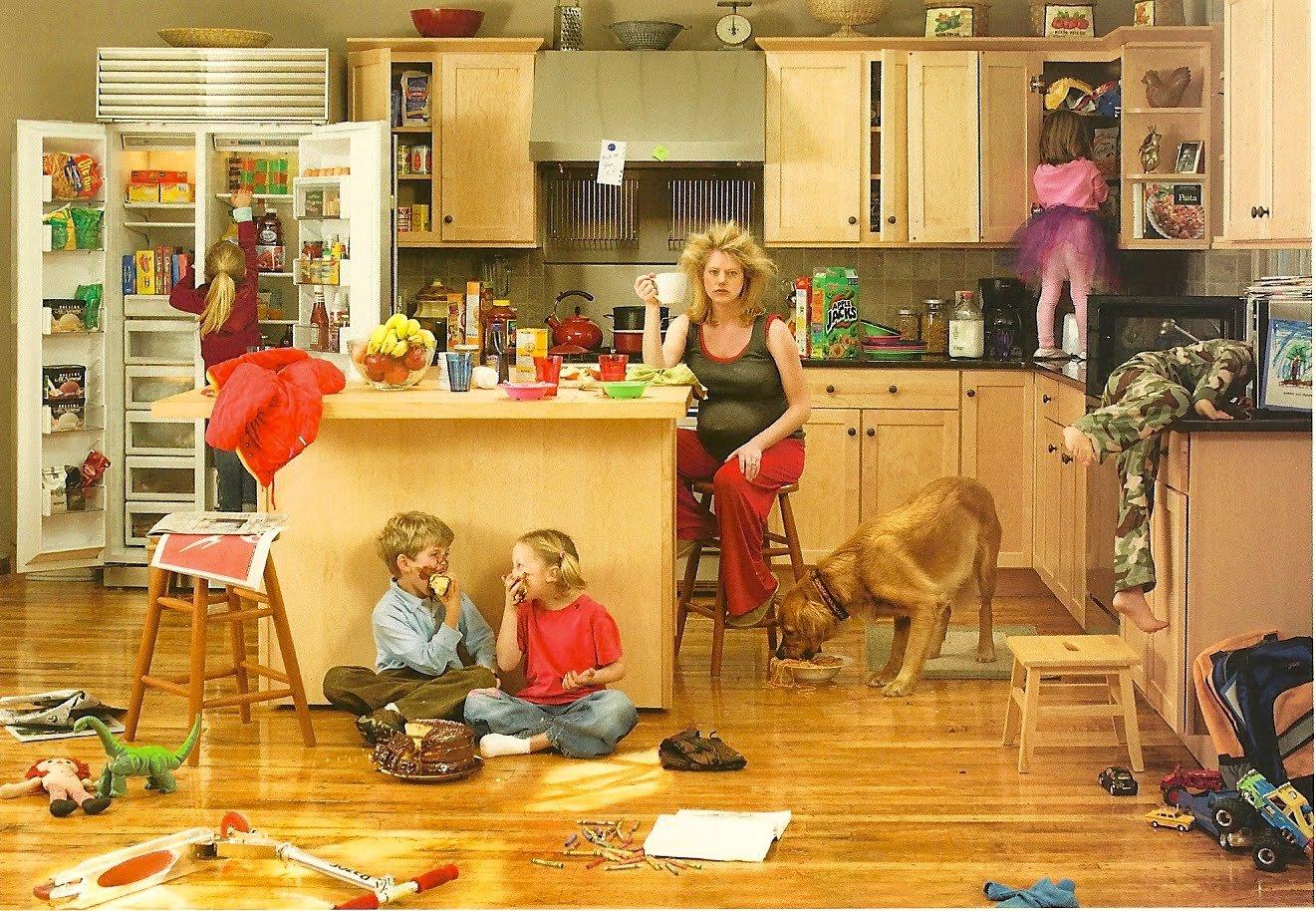 decorar casas pequeñas, casa desastre