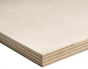 madera estratificada o laminada