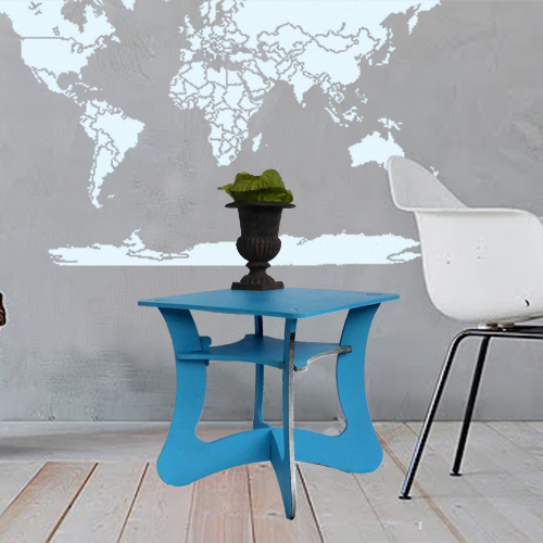 mueble diy de diseño retro