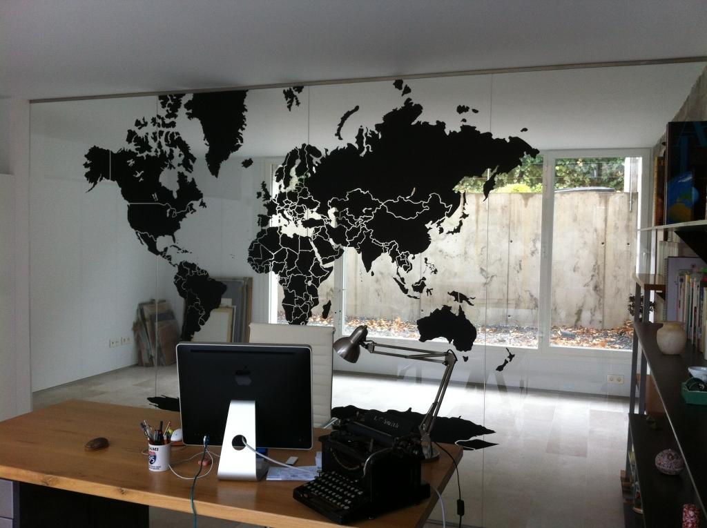 mapa a medida