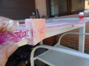 chalk paint,como pintar un mueble de madera