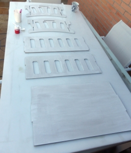 imprimar madera Regalos Juguetes homemade diy homemade Cuna