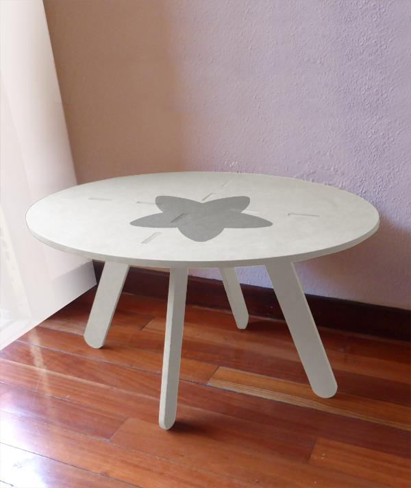 mesas diy diseño