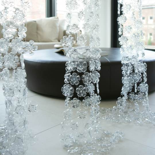 reciclar flowerfall Michelle Brand