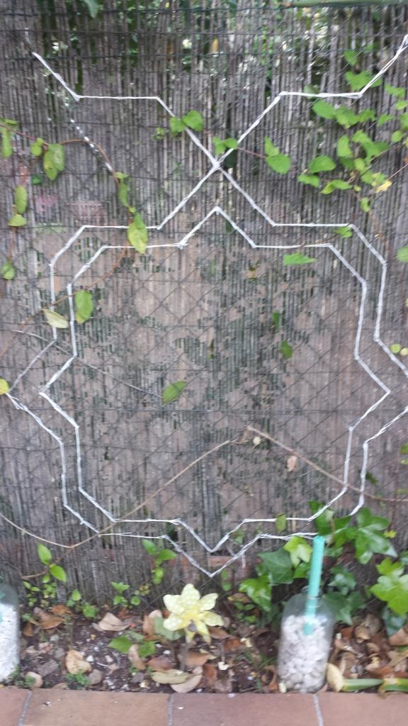 pattern crochet jardin