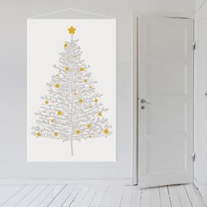 arbol navidad que no ocupa espacio