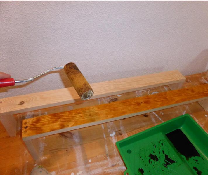 mueble cubre radiador moderno con cajon