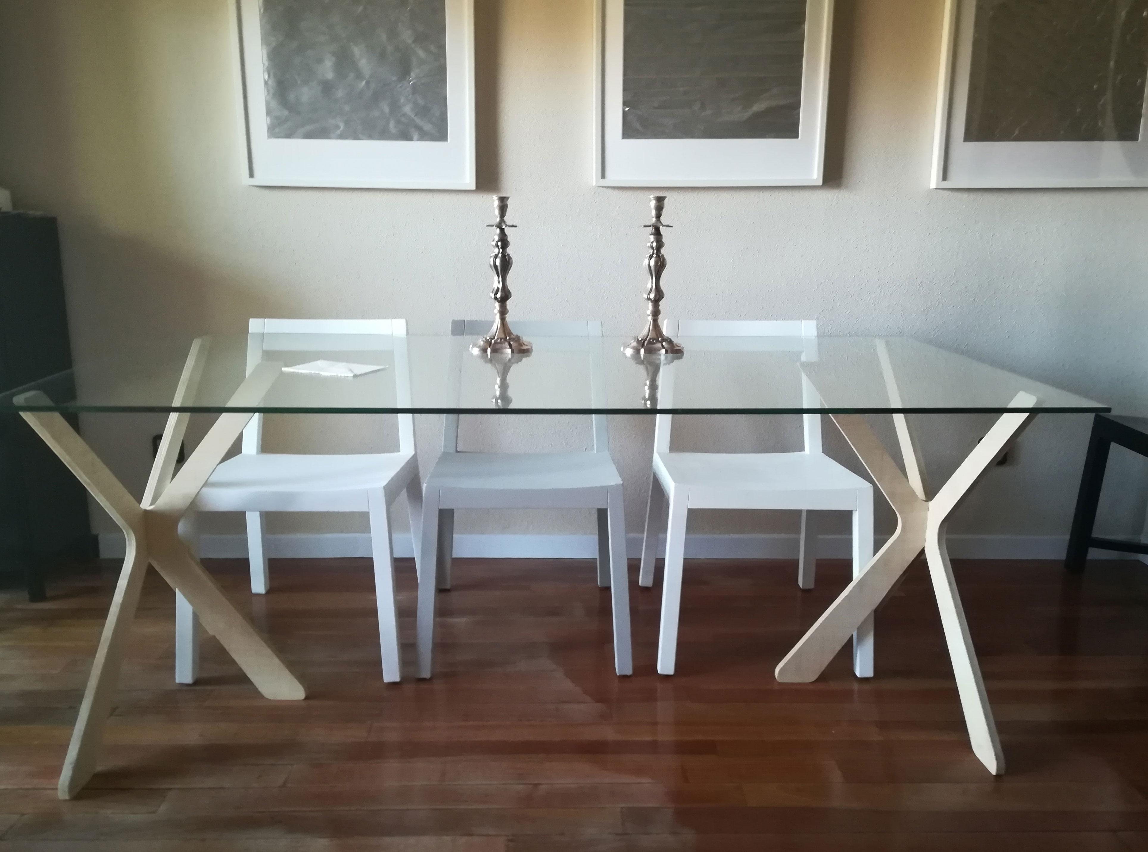 Como renovar sillas con pintura